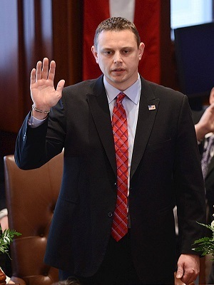 Illinois State Sen. Neil Anderson (R-Andalusia),