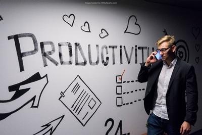 Medium productivity