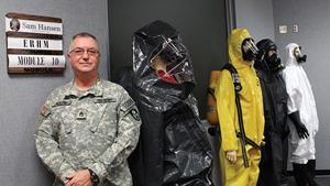 California National Guard participates in domestic preparedness training.
