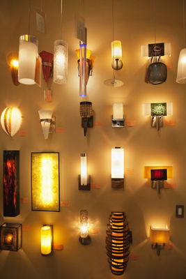 There is a wide variety of new lighting options on the market.