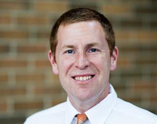 Tim Burns, District 59 school board member