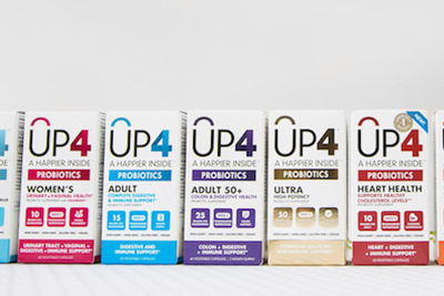 UP4 has a wide range of supplements.