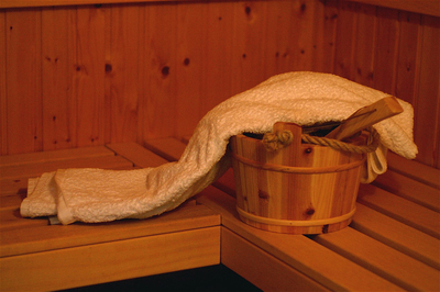 A home sauna may not be as difficult to install as you might think.