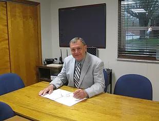 Calhoun County Health Department public health administrator Stephen Shireman