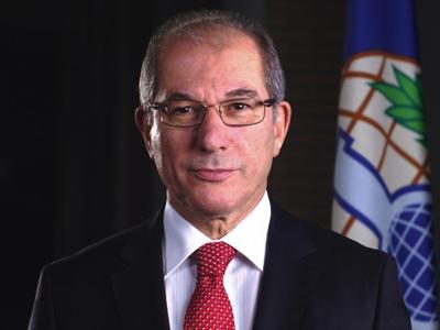 OPCW Director-General Ahmet Uzumcu