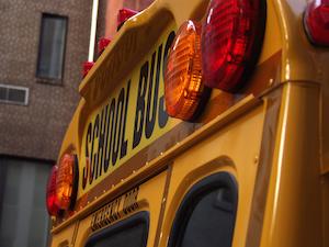 Medium school bus 1
