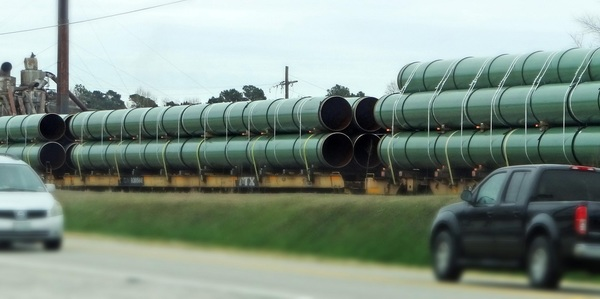 Large pipeline