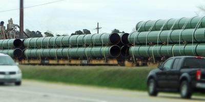 Medium pipeline