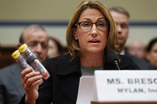 Mylan working to finalize EpiPen Medicaid settlement: CFO