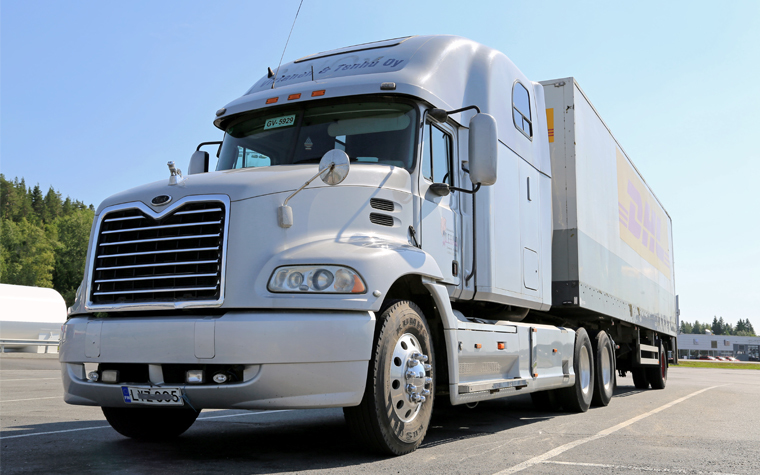 Mack Trucks' upgrades in Uptime solutions appear to be paying off.