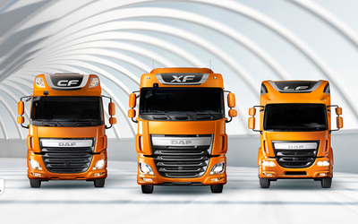 Mannai HEG holds after sales conference featuring DAF Trucks.