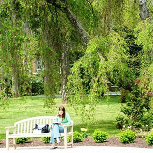 Cedar Crest College's arboretum ranks among nation's most beautiful.