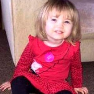 Two-year-old Faye Burdett died just days after her exposure to meningitis.