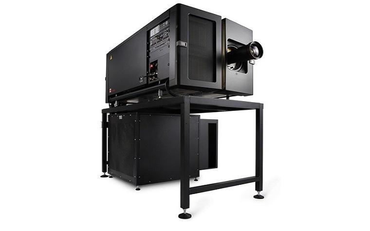 Barco's DP4K-30L laser projector