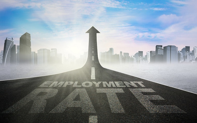 South Carolina's employment rate continued to climb in June.
