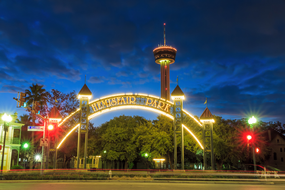 The Hemisfair Park Area plan has the backing of area business officials.