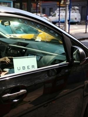 Large medium uber