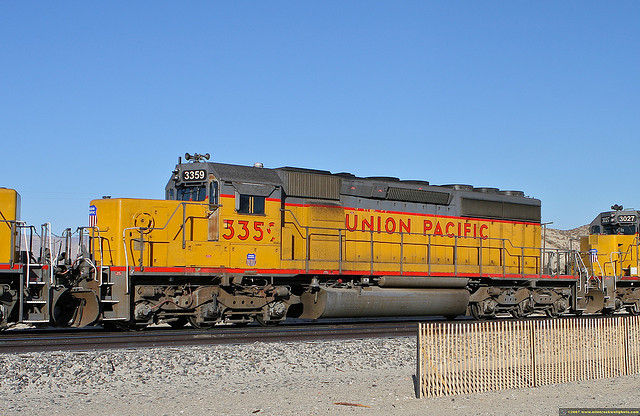 Union Pacific to invest $383 million this year in Texas rail
