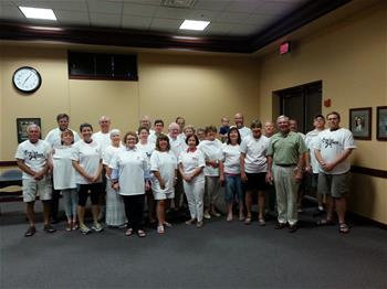 Warrenville 2015 Mayor's Fitness Challenge draws to a close.