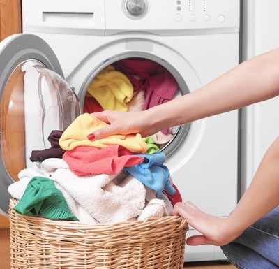 Large-capacity washers mean that you can run a larger load and save energy.