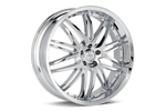 Custom wheels are a quick and simple way to up the ante in a car's appearance.