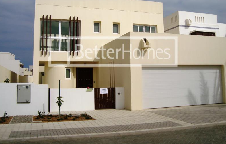 A three bedrom villa is now available in Al Mouj
