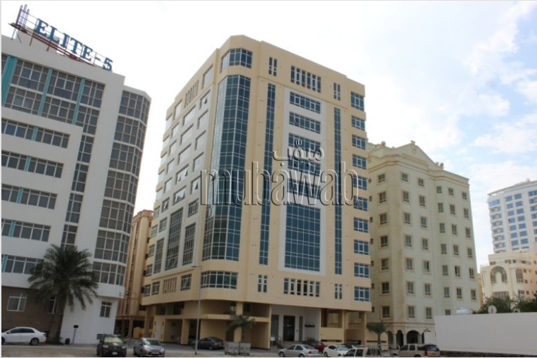 A fully-furnished two bedroom apartment is available in Juffair.