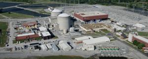 TVA's Sequoyah Nuclear Plant near Soddy-Daisy, Tennessee.