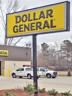 Large dollargeneral
