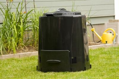 Medium composter