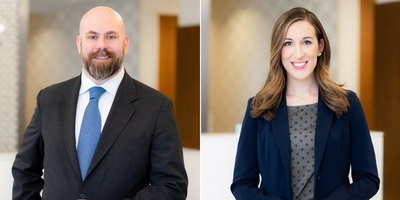 William R. Pokorny, a partner, and Brianne Dunn, an associate in Franczek P.C.'s Chicago office