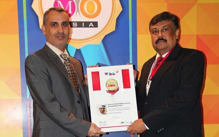 ADNOC Distribution's Khalid Hadi named Asia's most influential marketing officer.