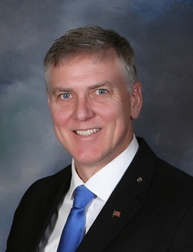 Former Kendall County Republican Party Chairman Jim Marter