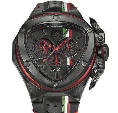A Lamborghini watch