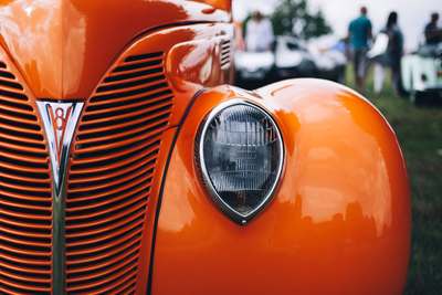 Car shows are often used as a vehicle to support local charities.