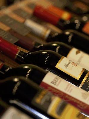 Large winerack
