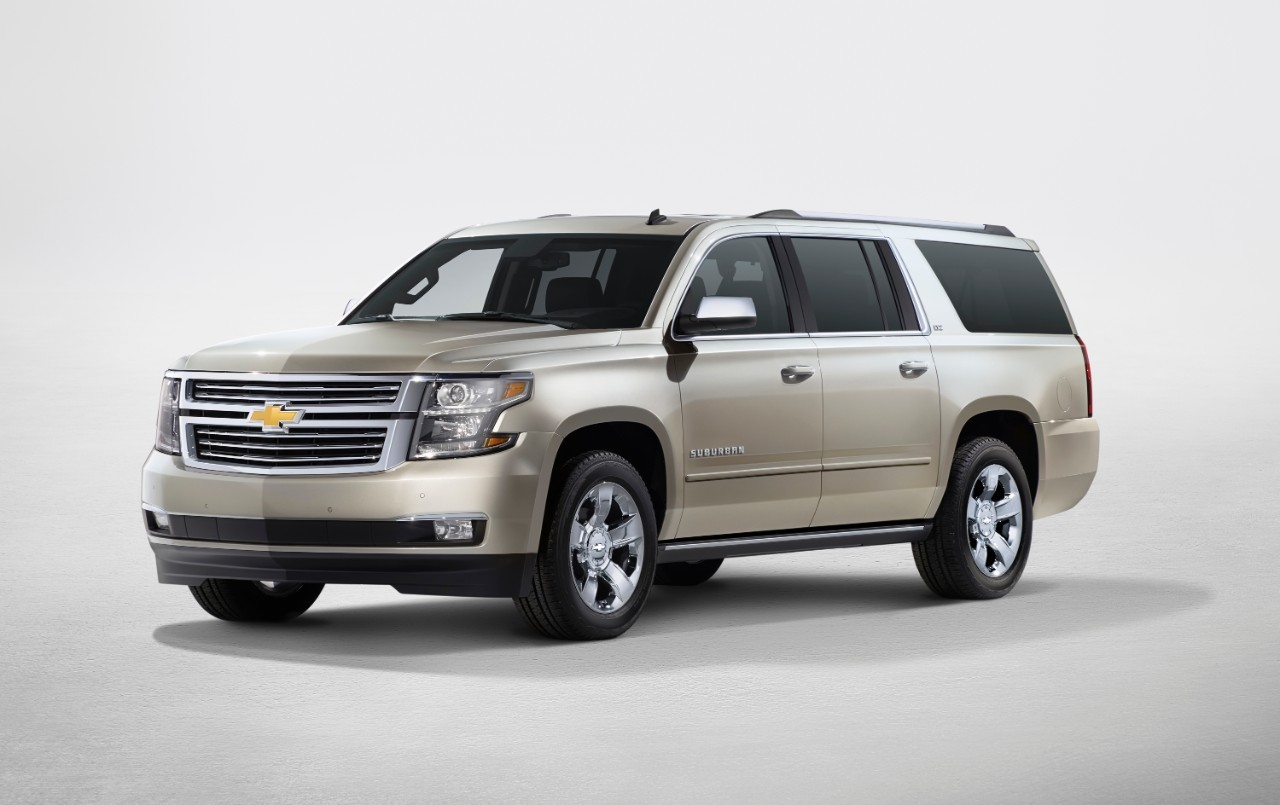 The Chevrolet Suburban is the Steve Landers Auto Group top vehicle pick for moms.
