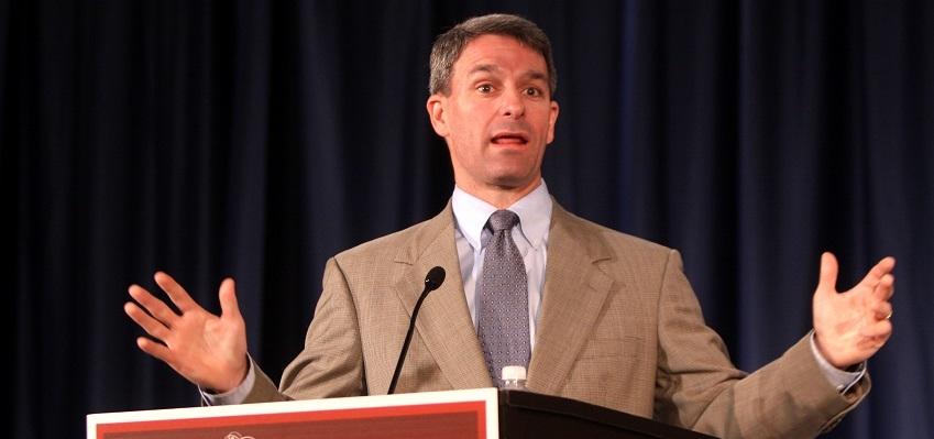 Former Virginia attorney general Ken Cuccinelli