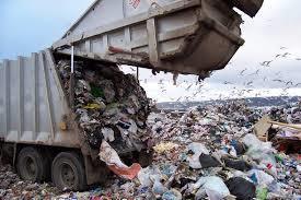 Large trash