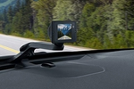 This dash cam system offers a wide array of security features.