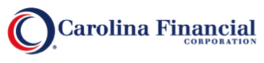 Carolina Financial Corporation ranked first out of 200 banks