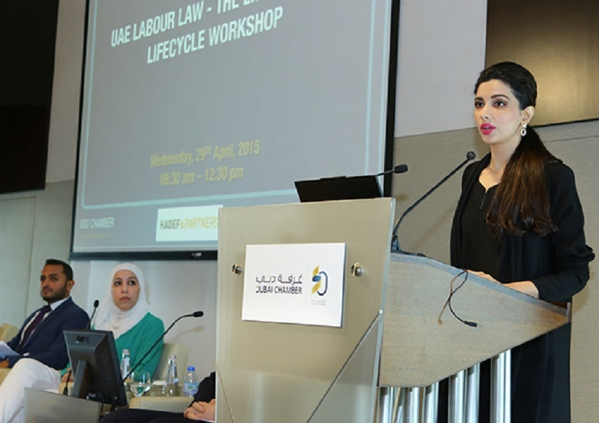 At a recent workshop Jehad Kazim, director, Legal Services Department, Dubai Chamber, stated that with the expansion of the UAE market, the demand for recruiting and managing manpower has increased.