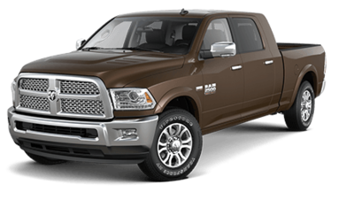 The 2500 Ram Laramie is available in multiple trim styles.
