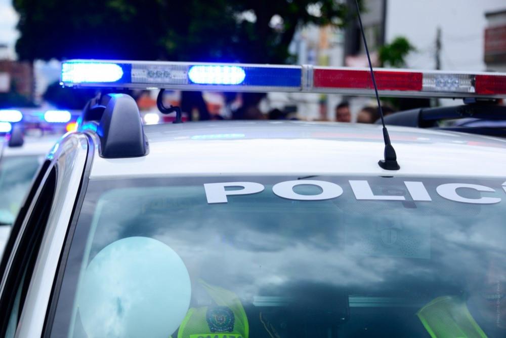 Police car 1000