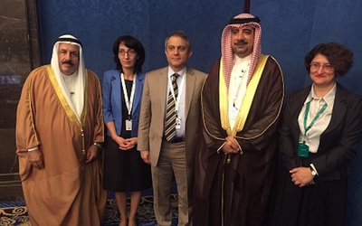 Bahrain diplomat meets with Turkish counterpart to discuss bilateral relations