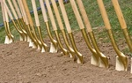 Lamar University recently broke ground on the South Park Community Garden.