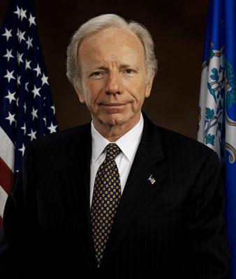 Former Sen. Joe Lieberman (I-CT)