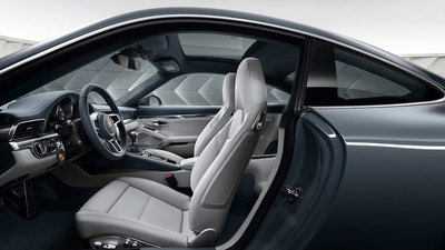 Complementing the outside view is the fully loaded interior.