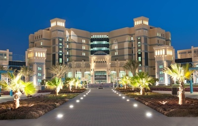 HMC's community hospital in Al Wakra.