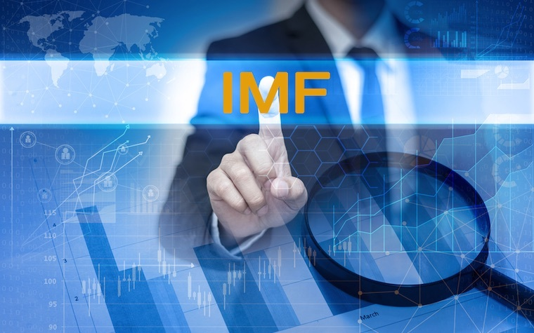 The IMF seems to feel that the risk of volatility is low, given Morocco's modest growth and ample foreign reserves.